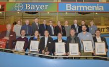 Barmenia-Fairplay-Pokal: Blau-Weiß Langenberg gewinnt erstmals und TSV Beyenburg verteidigt Titel