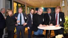 Nationell överenskommelse inom byggsektorn