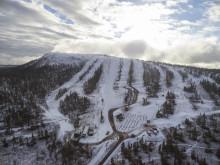 Alpinpremiär på Idre Fjäll idag