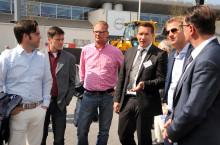 Starke Teamleistung - Swecon Baumaschinen GmbH auf der bauma 2016