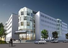 Wästbygg bygger hotell i Kista