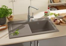 Kleine Küche, große Wirkung – Clevere Spüllösungen von Villeroy & Boch