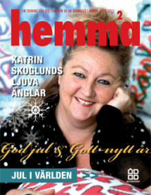 Hyresgästtidningen Hemma - Ett nytt nummer med julinspiration skickas till våra hyresgäster idag!