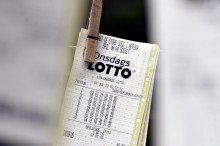 155 millioner i Onsdags Lotto