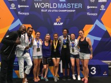UK Women Show Brazilian Jiu Jitsu Mastery