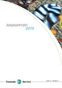 Forenede Service's årsrapport 2010