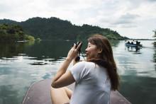 Mer alkohol och ohälsosam mat under semestern – men även mer sömn och träning