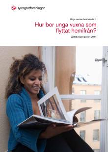 Hur bor unga vuxna i Göteborg