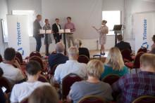 Transporter för hållbar framtid - seminarier i Almedalen