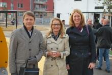 Edholm (FP): Sveriges första Svanenmärkta förskola invigd