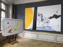 Dansk samtidskunst under hammeren