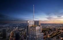 AkzoNobels färg når nya höjder med byggandet av Europas högsta byggnad