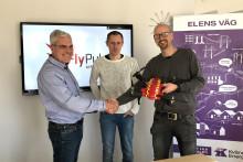 FlyPulse drönare hjälper energibolag att effektivisera