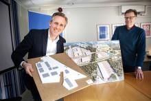 Visionen för Karlshamns nya handelsområde presenterad