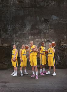Resan mot basket-EM börjar nu - observationstrupper uttagna