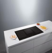 Siemens lanserar nya flexInduction  – induktionshäll med maximal matlagningsyta