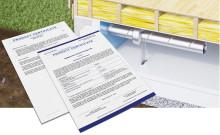 Isolergrund gör Finland friskare - Certifikat på godkänt system