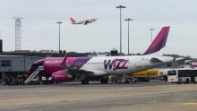 Passenger numbers rose by 19% at London Luton Airport in February