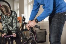 BARNCYKELSÄKERHETSKAMPANJ – Tillsammans gör vi Sveriges barncyklar säkrare