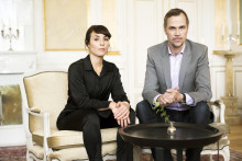 Noomi Rapace new goodwill ambassador for ECPAT Sweden