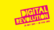 Samsung – samarbetspartner för utställningen Digital Revolution på Tekniska Museet