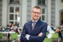 Magnus Mähring utses till innehavare av Erling Perssons professur i företagsekonomi