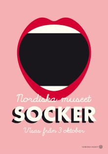 Pressträff 2 oktober för ny utställning på Nordiska museet: Socker - om hur vi blev sockerätare