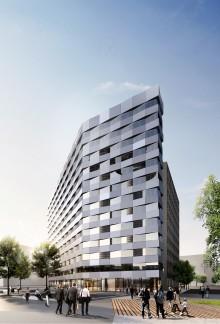 Skanska bygger nytt hotell på Arlanda Flygplats för cirka 710 miljoner kronor
