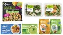 Apetitin syksyn uutuudet tuovat ruokapöytiin lisää vegaanisia vaihtoehtoja ja kasvisten käytön lisäämistä helpottavia tuotteita