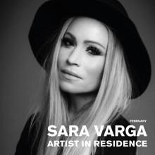Sara Varga - Artist in Residence på Nordic Light Hotel