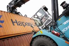 Hapag-Lloyd utökar anlöp till Helsingborgs Hamn