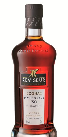 Le Reviseur Extra Old 10 Years Cognac –Single Estate i ny design