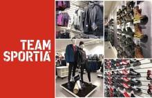 Team Sportia öppnar ny butik i Uppsala