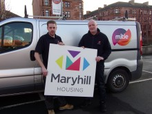 Mitie secures new contract with Maryhill Housing Association