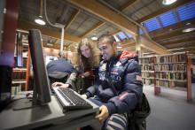 Svensk biblioteksförening välkomnar satsning på folkbiblioteken
