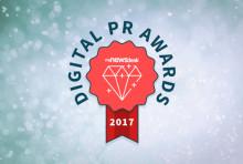 Nolia nominerat till Digital PR Awards