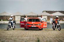 PERSBERICHT – Poppy lanceert elektrische deelscooters in Antwerpen