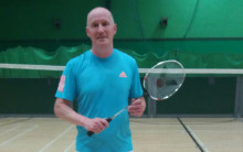Call the shots at 'no strings' badminton