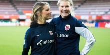 Andrine og Ada Hegerberg er nye ambassadører for Vitamin Well