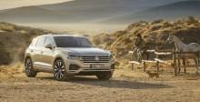 Verdenspremiere: Den nye Touareg - Volkswagens hightech flagskib