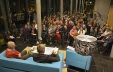 I en sofa på arkivet: Krig og motstand