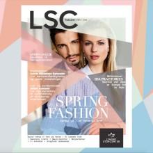 Nyt LSC magazine ude nu!