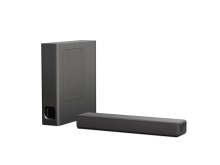 Passen perfekt in jedes Wohnzimmer: zwei neue kompakte Soundbars von Sony