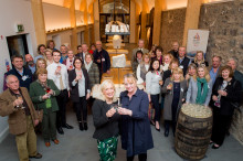 Raising a glass to Fife tourism