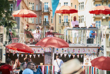 Sött, salt, syrligt och starkt när Malmö Food Truck Festival för tredje året i rad intar Magistratsparken