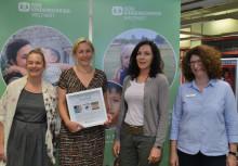 """Großartige """"Räuberfreundin"""" / SOS-Kinderliteraturpreis geht an Münchner Kinderbuchautorin Meike Haas"""