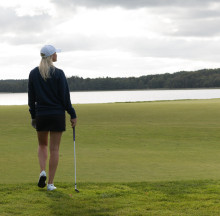 Vitamin Well bjuder in till Golf Invitational