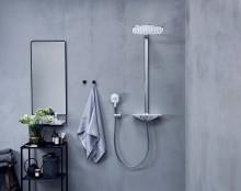 Oras Esteta Wellfit - Den ultimative design- og wellnessoplevelse i badeværelset