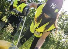 Idrottsföreningar och ICA städar Sverige