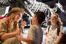 Det händer på Naturhistoriska riksmuseet i oktober